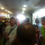 RT @FcCartagena_efs: La tienda llena de aficionados para la presentación de las nuevas equipaciones http://t.co/IuzGP9yIZT