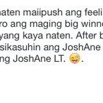 RT @chinoReed09: JOSHANEship WillSailForever Jane is Our Big Winner TeamJOSHANE BBSJANE http://t.co/Phd9Jibku2