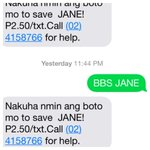 Been with her...known her...directed her, she is real! Voted for Jane: #PBBBIGFOUR http://t.co/2F9Ks23mrC