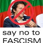 "RT ""@zaighamkhan: Say Yes to Democracy. Say No to Fascism. http://t.co/HcMbg28HpA"""