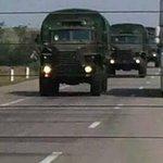RT @st_belkovsky: Гуманитарный конвой пошёл своею дорогой, военный - пошёл своей... http://t.co/0S6k7i5fvL