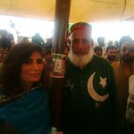 "RT @AndleebAbbas: ""@huma_maqsood: @AndleebAbbas with chacha cricket #AzadiMarchPTI http://t.co/vgc6Idh965""this nation needs the great spirits of Chacha"