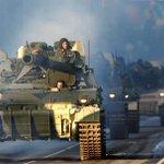первые грузовики с гуманитарной помощью из россии пересекли границу с украиной http://t.co/VVQMAafXTa