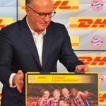 """+1 RT """"@FCBayern: #FCBayern und @DeutschePostDHL starten gemeinsame Partnerschaft: http://t.co/jfqW6Wp2tX http://t.co/4tmVbxWqRD"""""""