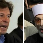.@ImranKhanPTI and @TahirulQadri met in London before the march- Farhatullah Babar: http://t.co/E6SIEejcX5 http://t.co/oQEBff4yZN