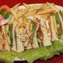 RT @proggieug: Lunch is served! RT @HavenCafeUganda: SPECIAL>> Chicken club sandwich served with Fries or potato wedges http://t.co/SOvKW7LhY6