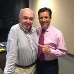 Congratulations to KYWs Harry Donahue! Grew up listening to him, an honor to work with him @KYWNewsradio @harydona http://t.co/NkGXS5m47D