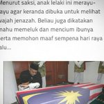 please ease everything for this kid and the family ya Allah ???????? al-fatihah #MalaysiaBerkabung http://t.co/1xyPTYjJhA