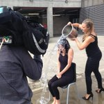 RT @SkySportsNewsHQ: . @HayleyMcQueen & @nataliesawyer completing the #ALSicebucketchallenge - find out who they nominated later on #SSNHQ http://t.co/Ofj1Ot0nqM