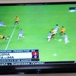 Ismael Blanco marcaba la 3ra para Barcelona vs Alianza Lima ayer en el Monumental por Copa Sudamericana http://t.co/jw3HTyFftt