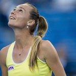One hour until play! #Rybarikova vs. #Giorgi at 1pm local on ESPN2 +@TennisTV. #Kvitova vs. #Stosur at 7pm #CTOpen14 http://t.co/nGEoROCUge
