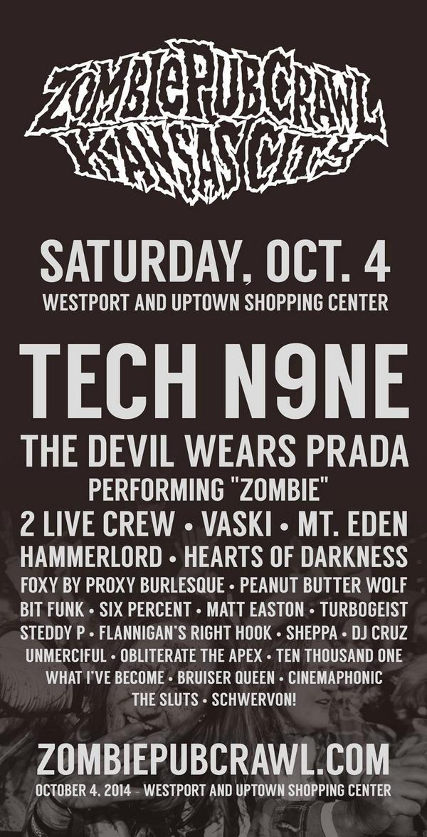 Kansas City! The #ZPCKC lineup featuring @TechN9ne @TDWPband @the2livecrew @vaskimusic @MtEdenOfficial & more is OUT! http://t.co/CnWYsV2Ihm