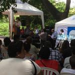 Día del adulto mayor a cargo del Alcalde de Santa Marta @carlosecaicedo y @GestoraSocial_ http://t.co/VZd04BB4in
