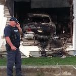 RT @CP24: Car crashes into Oshawa home, bursts into flames http://t.co/SUhJ5jn5HS http://t.co/DYtdXKjTwu