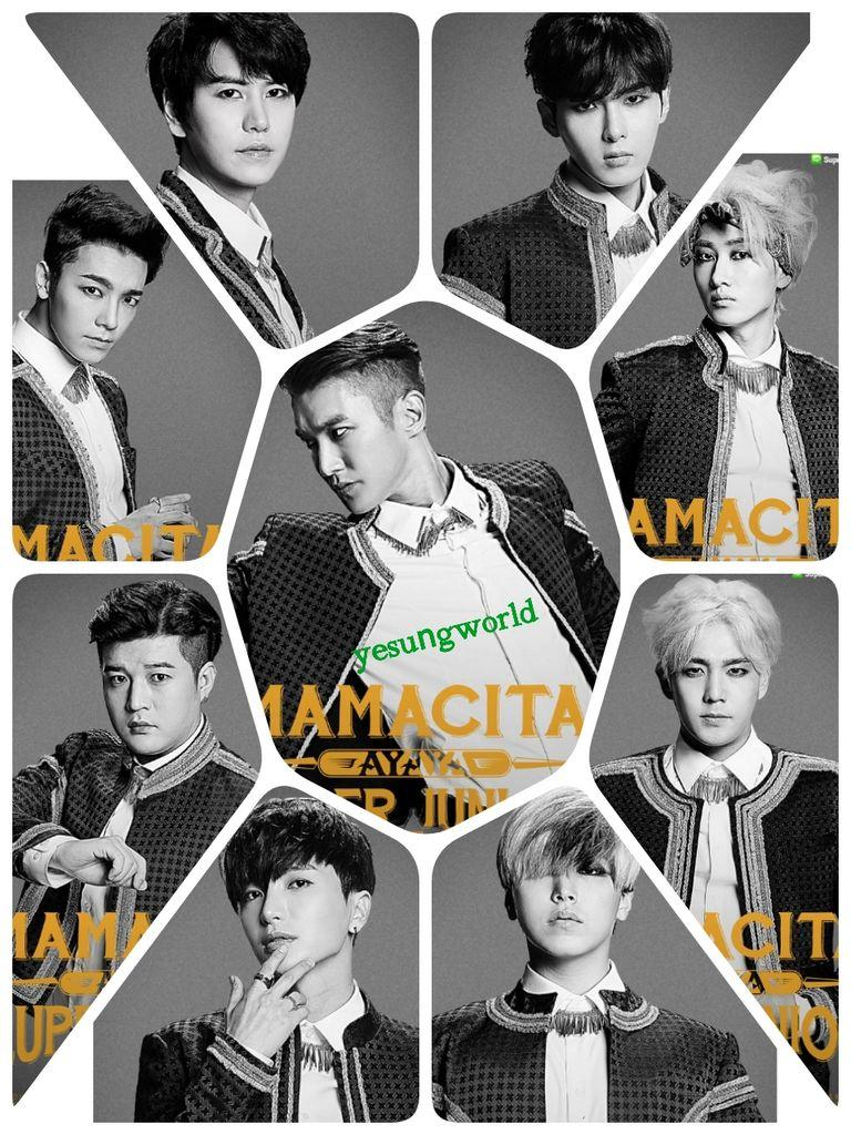 RT @yesungworld: Super Junior ''MAMACITA'' ready to you ! http://t.co/ehW1QbQ6Kq
