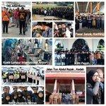 RT @shaberyc: Malaysia Bersatu Dalam Kehibaan Terima Kasih kpd semua, Kongsikan apa yg sempat dirakam dan hantar kpd saya.#MH17 http://t.co/hs3Qvmbm2w