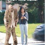 Sneak peak @peelpolicemedia #zombie pedestrian safety initiative WALK NOW, TEXT LATER! #personalsafety @CBSOutdoorEh http://t.co/tSZjQ9aqdJ
