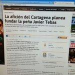Desde Murcia intentan jodernos con noticias FALSAS, no podrán, aguante Cartagena!! http://t.co/CdGhyIFTLy