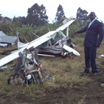 RT @DailyMonitor: private helicopter has crashed as it was taking off from Saka Airstrip in Fort Portal http://t.co/kP2xN3yEqh http://t.co/HChZC5BFVm