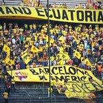 RT @manuelbsczn: @BarcelonaSCweb Esto es para ti de parte de @zona15norte que te ama ese lienzo es lo que eres #BarcelonaDeAmerica http://t.co/6ogxfTrBXL