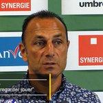 RT @FCNantes: Michel Der Zakarian avant #FCNASM : Ne pas les regarder jouer http://t.co/Ue35ZzgIQz http://t.co/dKswj5Tbjo