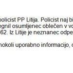 RT @rtvslo: Zadnje sporočilo s policije #Litija ... http://t.co/ro8cnb29kh http://t.co/NpbS1nwSw2