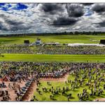 RT @Channel4Racing: The scene @yorkracecourse at the finish of the first race on #NunthorpeStakes day http://t.co/Du5Q4tHgDk