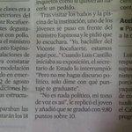 RT @JJOLMEDO_: Linda forma del #Ministro #Augusto Espinoza de contestarle a un joven q se graduó con 9,80 en el Vicente Rocafuerte http://t.co/mAwgOkzmLp