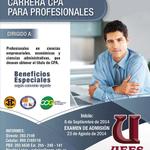 Inscríbete en el #Programa Especial de Titulación de #CPA, de @DEC_UEES de #Gye #Guayaquil - http://t.co/OMZfP2qQOd http://t.co/cnmiCj6viW