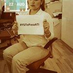 #YsiTePasaAti no a la discriminación!! Que se respete la Democracia del Pueblo 2008 @YSiTePasaATi @FamiliasTelecom http://t.co/fEVhr3PInJ