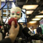 RT @ecuavisa: (http://t.co/9R4TMyjzhR) ¿Qué tan probable es que un robot te quite tu trabajo? http://t.co/9lhcnorqZv http://t.co/hfLpMHasbZ