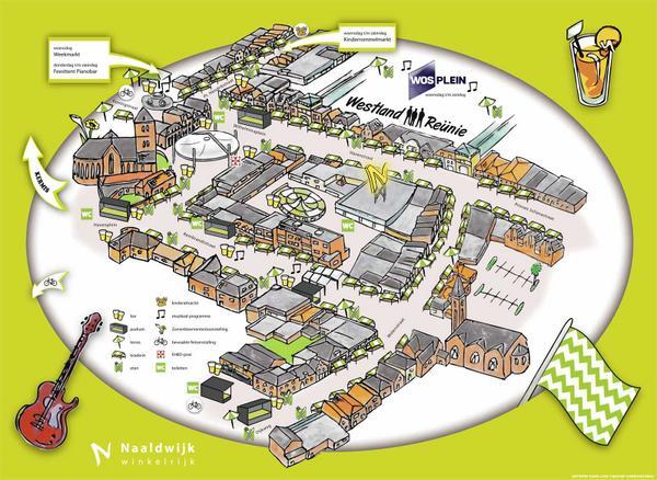#Westlandreunie #Naaldwijk Hier alvast een plattegrond waar je volgende week aanwezig moet zijn. Please RT http://t.co/ITEVg5dQEQ