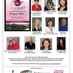 RT @vickimjames: #Roc #Women #Entrepreneur you need to attend @WomenTIES Retreat! @StandOutResults http://t.co/4dZJbPQUDv http://t.co/4Lmjx6oqUG