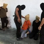 RT @Reuters: PHOTOS: Hamas militants kill suspected collaborators with Israel in public execution. http://t.co/sikomlYGwj http://t.co/XCy3wfi8JF