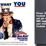 Time to Act - Local groups forming-Join State Facebook http://t.co/Jd7kfQ073g #DrBenCarson2016 #PJNET http://t.co/1NIsVDFUGf