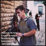 RT @KenRoth: Before his last trip to #Syria, James Foley raised almost $12,000 for @SAMS_USA to pay for an ambulance in Aleppo. http://t.co/Wzw0OjYTvn