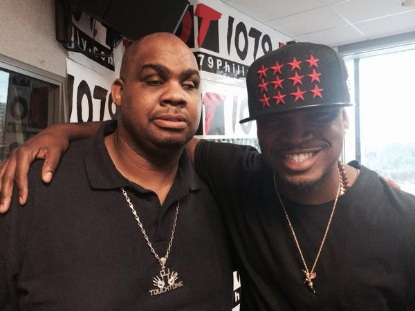 Great to meet the big homie @NeYoCompound today. http://t.co/omOt7ELAEQ