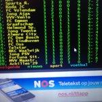 RT @rooijani: Het is genieten in de Jupiler league en we staan bovenaan. #roodzwartgroen http://t.co/RODFD7bGvg