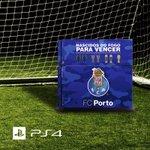 RT @FCPorto: Que comecem os jogos! Sabe mais em http://t.co/ASpLX2plSD. @FCPorto @PlayStationPT http://t.co/x8nhEOkfij