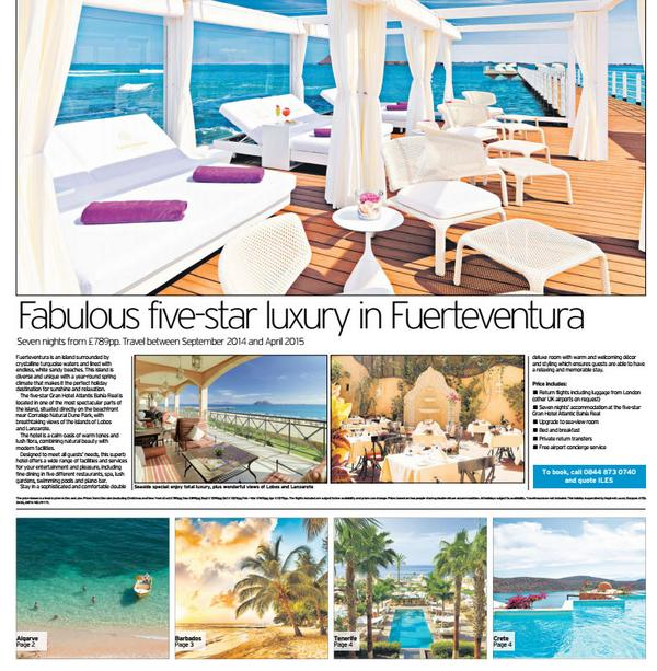 Sneak preview of tomorrow's supplement. Grab a copy for the real deal! #travel #ttot http://t.co/wRBm6LavJl