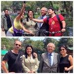 La calidez de la gente lo percibo en cada recorrido. Parque #Jipiro buenos momentos con sus ciudadanos y turistas http://t.co/T61T61s9qc
