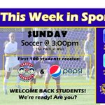 Its an MSU SOCCER WEEKEND! Join us tonight @5:00pm for a game vs. Augsburg & again on Sunday @3:00pm vs. St. Olaf! http://t.co/35aqBuc1UR