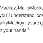 RT @StevieDE83: My effort, would love this to catch on #MalkyMackay http://t.co/7qFP9oKmGp