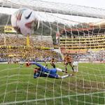 RT @DavidMorenoT: Conmebol destaca la goleada de BSC sobre Alianza Lima MÌRALO AQUÌ -> http://t.co/J14R01iDP7 http://t.co/m6ZuYD0tLs
