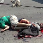 RT @Pravdiva_pravda: Порошенко тварь!!! Сегодня в Луганске от мины погибли дети. http://t.co/KBCtCUT6Mc