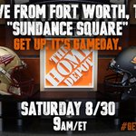 RT @CollegeGameDay: One Week Away! #GetUp4GameDay http://t.co/dE0j72R9wI