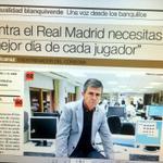 RT @CorDeportes: ENTREVISTA || Mañana, en @CORDOBA_diario, @Alcaraz_Lucas nos da sus claves para puntuar en el Bernabéu #RMadridCCF http://t.co/Se81VDieZJ