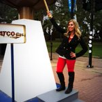 RT @StephWiebeCTV: Lighting the @ATCOGas Cauldron in @CityofRedDeer for @RedDeer2019 Rally! Not officially of course!! #RedDeerIsReady http://t.co/KxxOW4ykwg