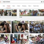 """RT @iFalasteen: What would you get when you search google for """"Israel Children"""" and """"Gaza Children""""? #GazaUnderAttack #PrayForGaza http://t.co/FVIsB3EYBe"""