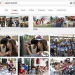 "What would you get when you search google for ""Israel Children"" and ""Gaza Children""? #GazaUnderAttack #PrayForGaza http://t.co/FVIsB3EYBe"